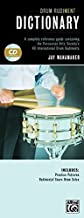 Drum Rudiment Dictionary Book & CD by Jay Wanamaker (2007) Paperback