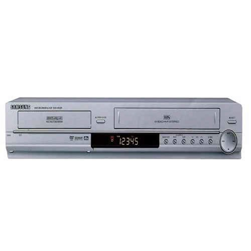 Cheapest Prices! Samsung DVD-VR329 DVD±RW/RAM/VCR Combo Recorder with TV Tuner