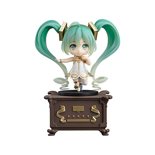 Good Smile Character Vocal Series 01: Hatsune Miku (Symphony 5th Anniversary Version) Nendoroid Action Figure