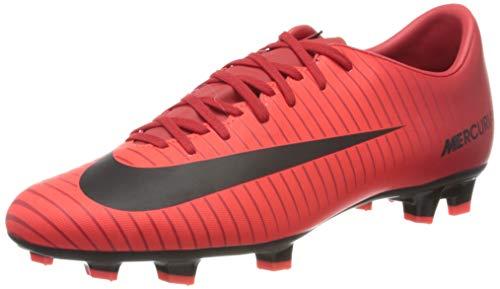 Nike Jr Mercurial Victory Vi DF AG-Pro, Zapatillas de Fútbol Hombre, Multicolor (University Red/Black-Bright CR), 42 EU