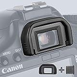 Ruberg Goma ocular para Canon EF Eyecup ocular visor ocular copa ocular visor ocular prote...