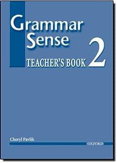 Grammar Sense 2 Teacher's Book: with Test CD