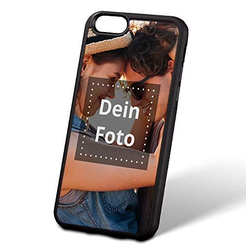 iPhone® 8 Handyhülle mit eigenem Foto Bedrucken – Smartphone Case als personalisierte Schutzhülle (Hardcase)