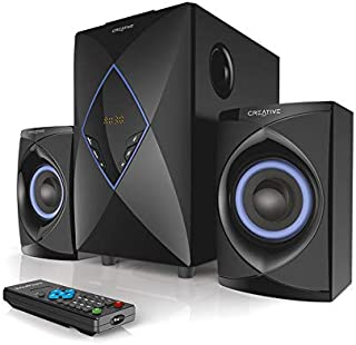 Creative High Performance 2.1 Home Entertainment System - Usb Support - Sbs E2800