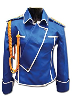 Full Metal Alchemist Cosplay Costume Womens State Military Jacket Uniform GE-8847 -  Officially Licensed