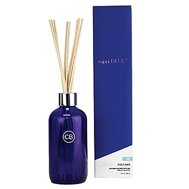 Capri Blue Reed Diffuser Set fragrance 8 Fl. Oz - Volcano No. 6