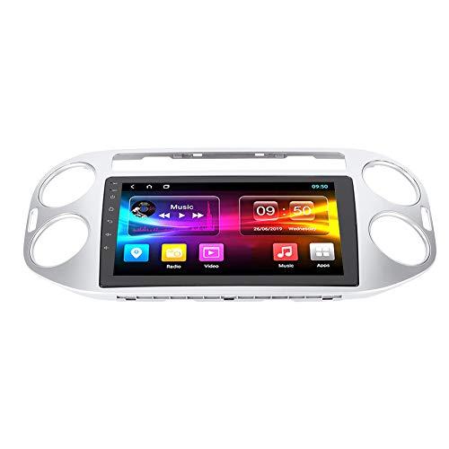 Audio estéreo, versión incorporada 3.0 Bluetooth y A2DB, soporte de imagen inversa, reproductor MP5 para automóvil, pantalla táctil HD 1024 x 600 para automóvil para sistema 10.0