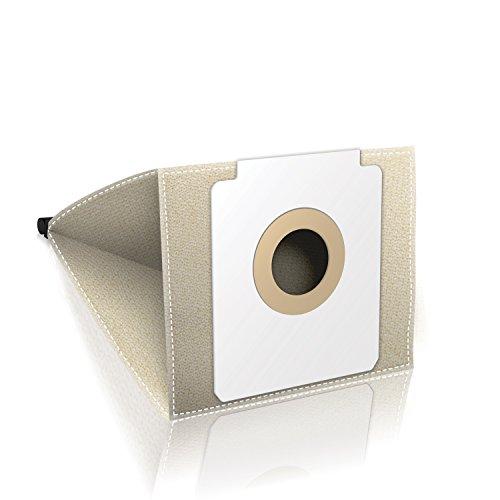 ?WESSPER Bolsa de aspiradora Reutilizable para FAGOR MINIGO TYP VCH 3311E2 (1 Pieza, Lienzo)