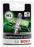 Bosch H1 Longlife Fahrzeuglampe 12V 55W P14,5s (1 Stück)