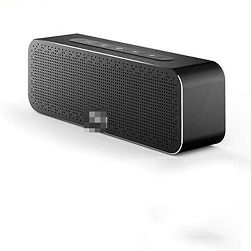 HQSC Speaker Bluetooth Speaker Silicone Portable Subwoofer Wireless Speaker Bluetooth 4.2 3D Digital Sound Speaker Hands-free MIC TWS Outdoor (Color : 3)