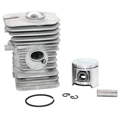 Yookai Kit de pistón de Cilindro para Partner 400 400CCS 410 410CCS B405 B405C B405G Motosierra desbrozadora 506010607