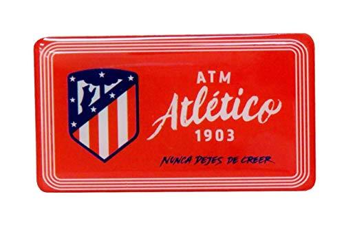 CYP- Imán Escudo Atlético de Madrid, Multicolor (IM-19-ATL)