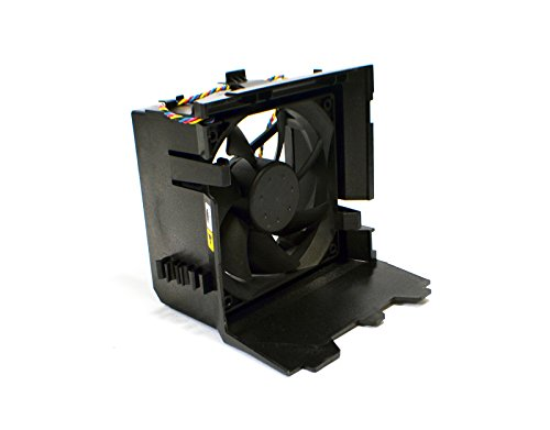Dell P714F New CPU Processor Fan Shroud Optiplex GX520 GX620 320 330 360 740 745 755 760 780 960 Inspiron E521 Mini Tower SMT H9073 RR527 Y4574 Internal Case Chassis Cool Cooling