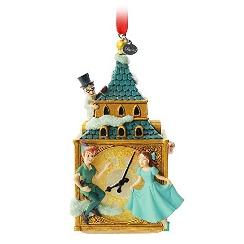 Disney Peter Pan and Darling Children Sketchbook Ornament