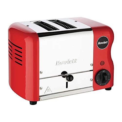 Rowlett Espirit 2-Schlitz Toaster rot