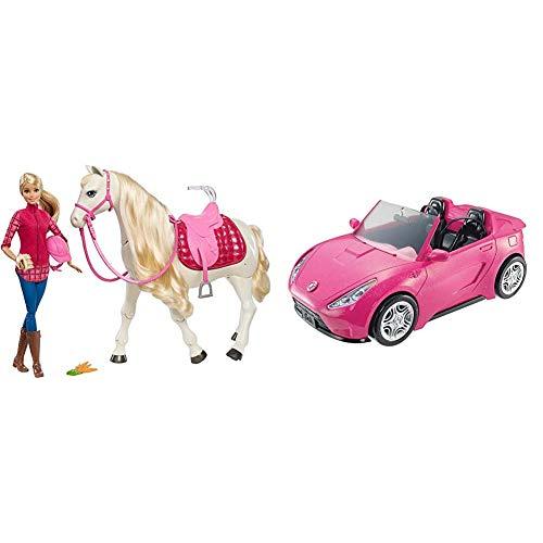Barbie - Fahrzeuge für Modepuppen