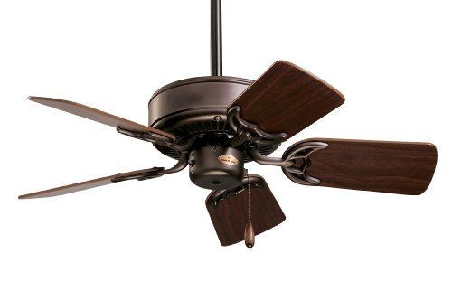 Emerson Ceiling Fans CF702ORB Northwind Indoor Ceiling Fan, 29-Inch Blades, Light Kit Adaptable, Oil Rubbed Bronze Finish