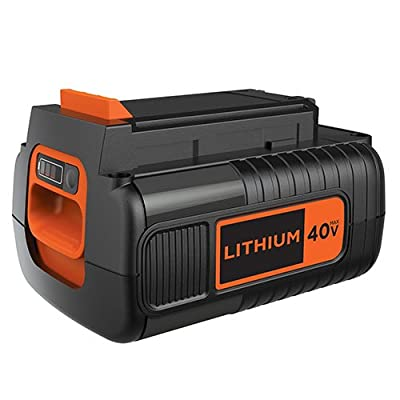 BLACK+DECKER 40V Max Battery, 2.0-Ah (LBX2040)