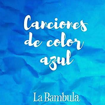 Canciones de color azul