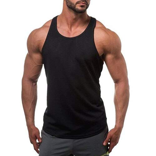 JIAWEIDAMAI Compression Running Vest Man Training Sleeveless Shirts Workout Sport Suit Fitness Tights High Elastic Quick Dry Gym Tank Top