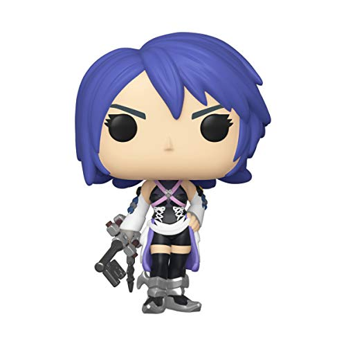 Funko Pop Disney: Kingdom Hearts 3-Aqua Figura Coleccionable, Multicolor (39941)