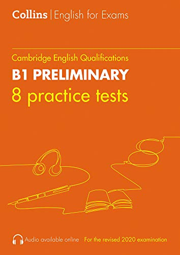 Practice Tests for B1 Preliminary: PET
