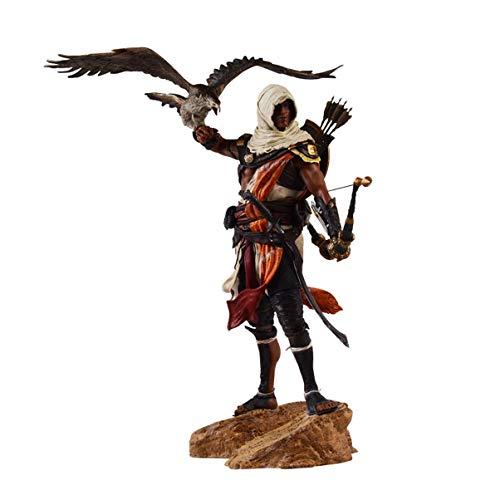 TRK Assassin's Creed Figure Origins Bayek Baik Modell Dekoration Geschenk Anime Zubehör Desktop Charakter Modell Dekoration