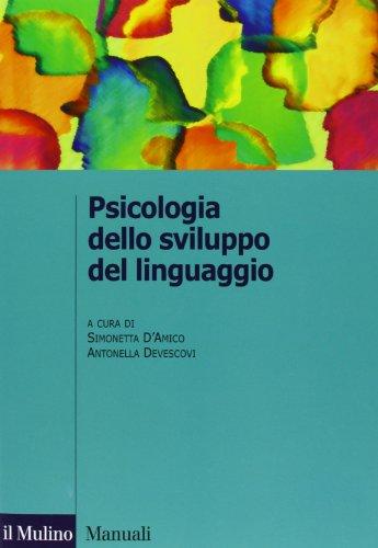 Psicologia dello sviluppo del linguaggio
