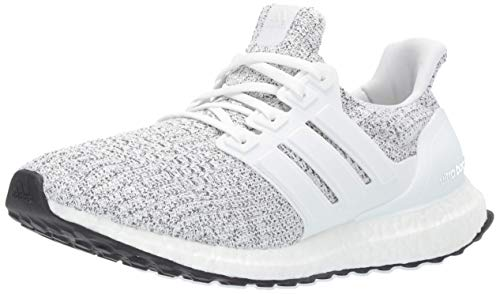 adidas Men's Ultraboost, Neon-Dyed/White/Grey, 11 M US