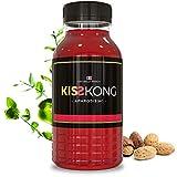 Kiss KONG – puissante boisson stimulante pour homme – Augmente puissance, énergie, endurance, résistance – 100% naturel, Effet rapide, durée...