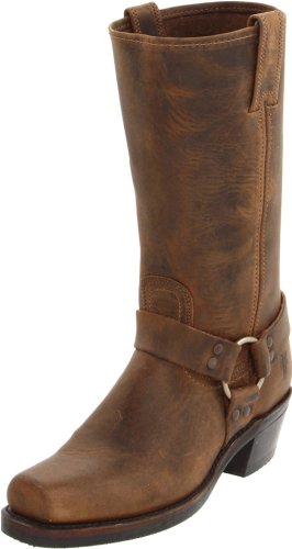 Frye Women's Harness 12R Boot, Tan, 10