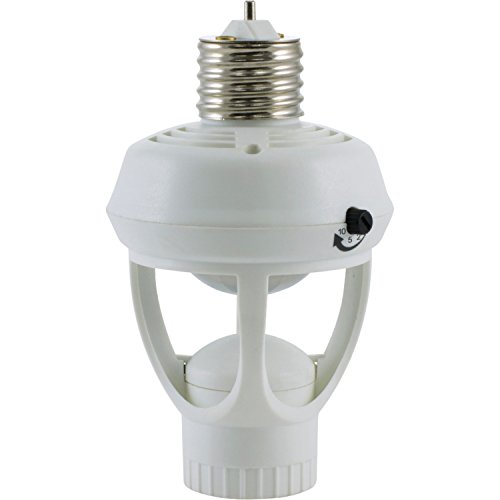 GE 10458 Indoor 360deg Motion-Sensing Light Control
