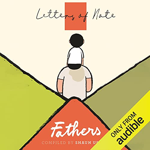 Letters of Note: Fathers cover art