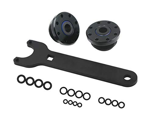 GreatUs Front Mount Cylinder Seal Kit HS5157 replacement for SeaStar HC5347 HC5348, Include Pin Wrench