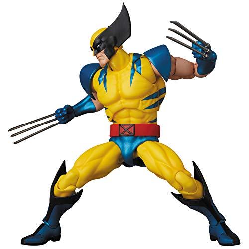 MAFEX WOLVERINE (COMIC Ver.) X-MEN Action Figure No.096