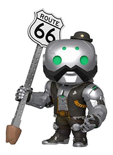 "Funko- Pop Games: Overwatch-6"" B.O.B Collectible Figure, Multicolore, 44521"