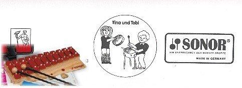 Tina und Tobi: Glockenspiel