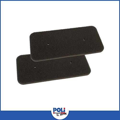 5x éponge Filtre pour Candy SLH d913a2-s 31100800 SLH d913a2x 31100814