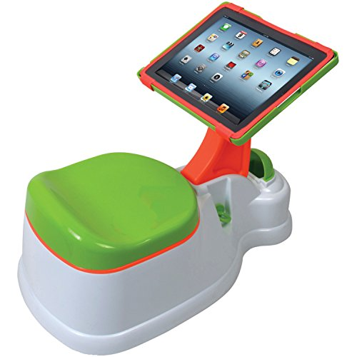 CTA Digital 2-in-1 iPotty with Activity Seat for iPad