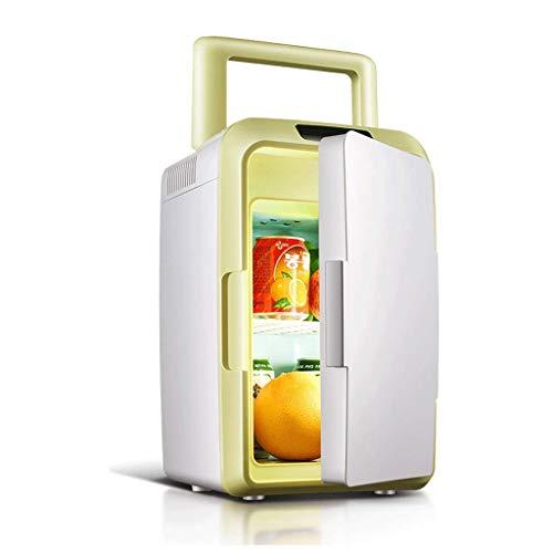GUONING-L 12 l refrigerador del coche mini nevera y congelador refrigeradores