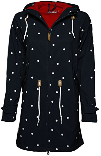 derbe Damen Jacke Island Friese Dots Jacket