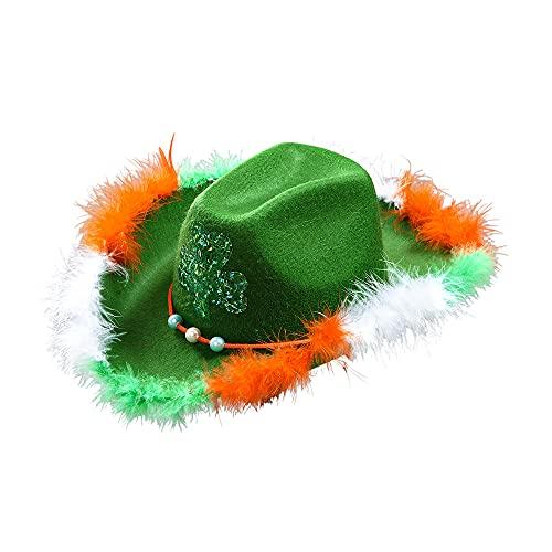 Widmann 0184q ? Saint Patrick Day Chapeau
