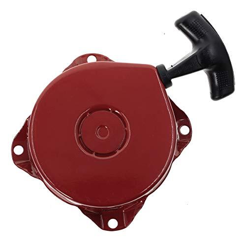 Carbhub Tecumseh H50 Recoil Starter for Tecumseh H50 H60 H70 H35 HS40 HS50 5HP 6HP 7HP Engine Motor Rototiller Tiller Minibike Chipper Replaces 590473 590602 590420 590420A -  Carbour