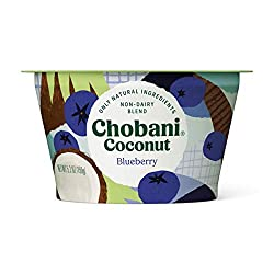Chobani Non-Dairy, Coconut Blend, Blueberry 5.3oz
