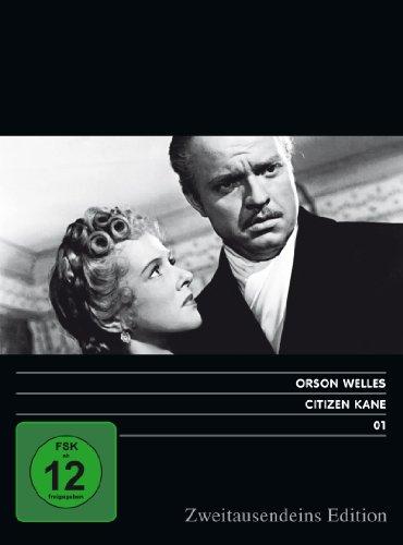 Citizen Kane. Zweitausendeins Edition Film 01.