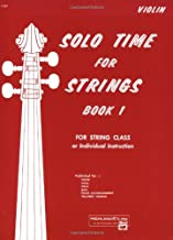 Best solo time for strings book 1 Reviews