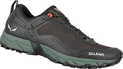 Salewa Męskie buty do biegania w terenie Ms Ultra Train 3, zielony - Raw Green Black Out - 44 EU