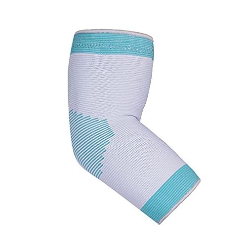 Codera para tendinitis, paquete de 2, mangas de compresión para codo de tenis, tratamiento de codo de golf