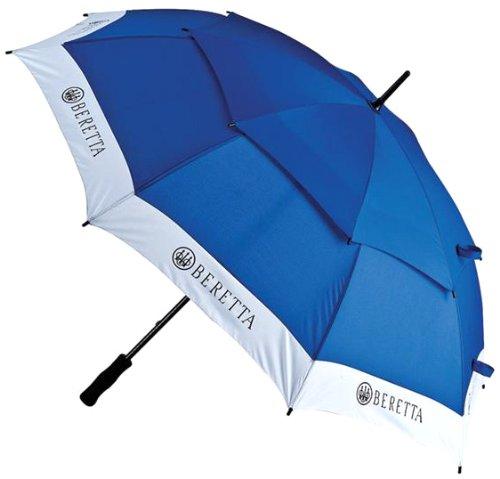 Beretta Regenschirm Sportschirm, blau-weiß, OM33-0414-0560