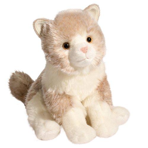 Douglas Gayla Cream Cat Plush Stuffed Animal